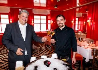 Dinner mit Craft Beer-Begleitung Cuisino Wien Casino