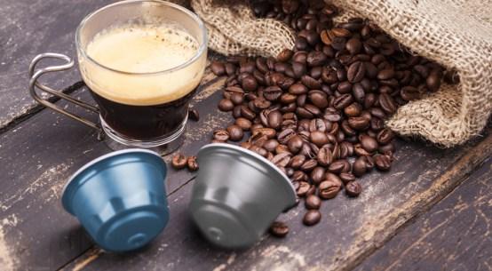 Kaffee aus Kapseln von JAVA für Gastronomie