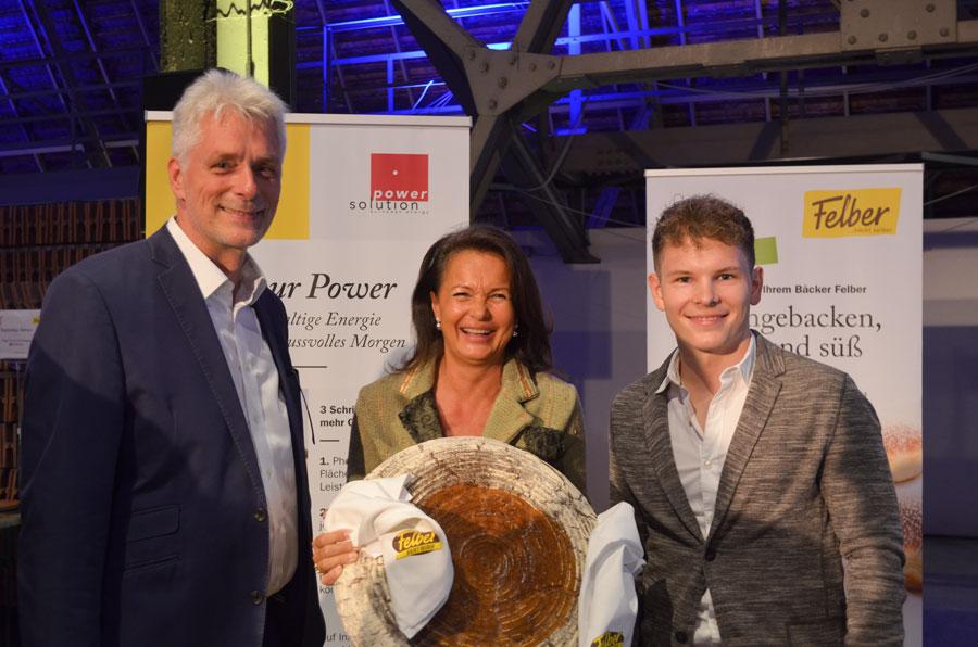 """""""Flour Power"""" für Energieeffizienz"""