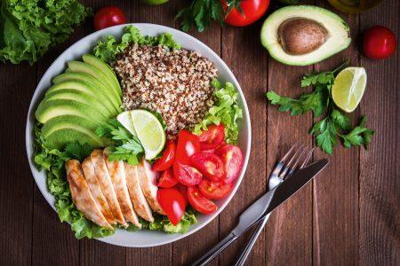 Bio-Lebensmittel und regionale Zutaten spielen auch beim Frühstück eine wesentliche Rolle.