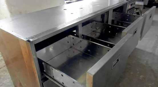 Gastronomie Schankkühlanlage zu verkaufen