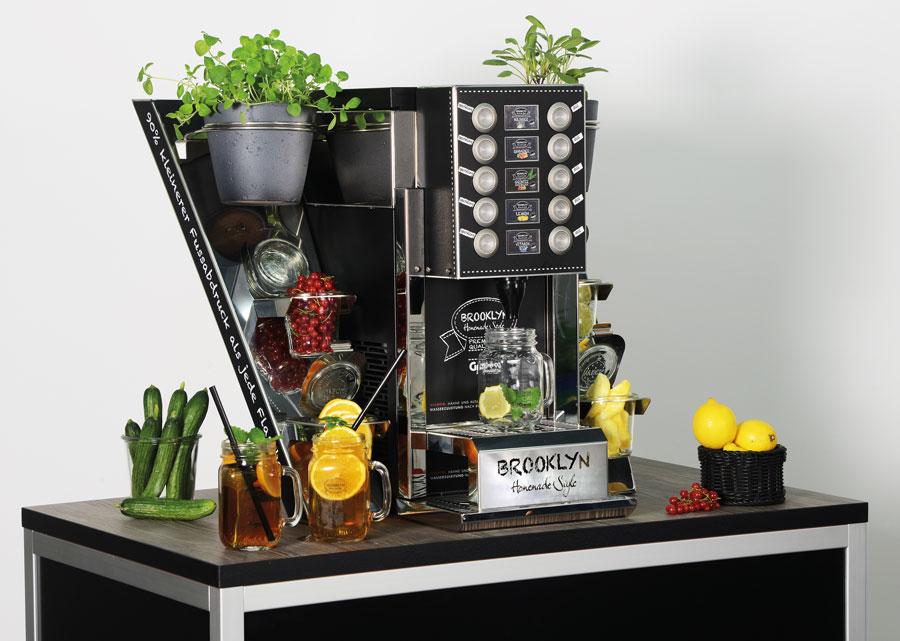 Brooklyn-Konzept von Grapos:  Ein wahrer Allrounder  für die Gastronomie