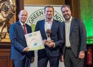 Auszeichnung für Werner Mertz Professional