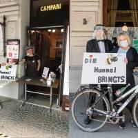 Julius Meinl bietet Starthilfe
