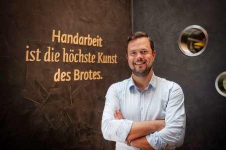 """Ofenfrisches Brot Haubis-Chef Anton Haubenberger: """"Viele unserer Produkte sind regelrecht maßgeschneidert für bestimmte Einsatzbereiche."""""""