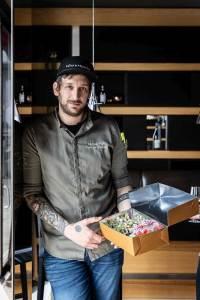 """Asian Fusion Linz Patrick Pass vom """"Fritz & Friedrich"""" reist derzeit auf einer Kulinarik-Tour durch ganz Österreich."""