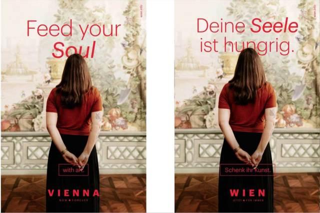 Wien Tourismusbetriebe Kampagne