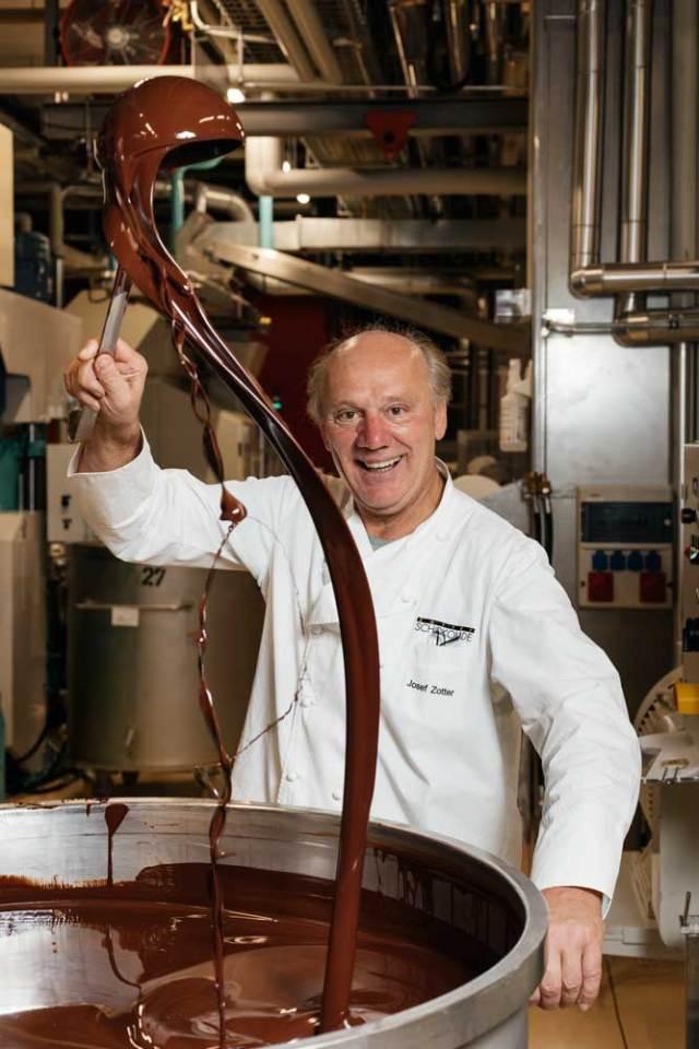 Josef Zotter, Zotter Schokolade GmbH