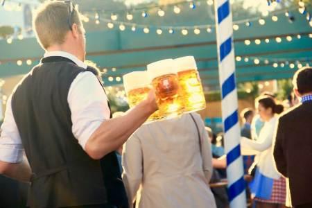 O'zapft wird coronabedingt auf der Münchner Wiesn auch in diesem Jahr nicht.