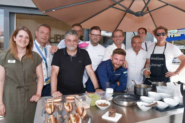 Metro und Lohberger Kochevent Beim Kochevent konnten sich die Gäste kulinarisch verwöhnen und von der Qualität der Lohberger-Herde überzeugen lassen.