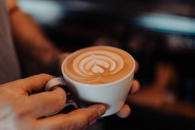 5 M garantieren hochwertigen Kaffee in der Tasse