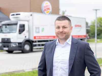 Walter Gruber, Country Manager von QSL Österreich, freut sich über die erneute Vertragsverlängerung mit Burger King bis 2026.