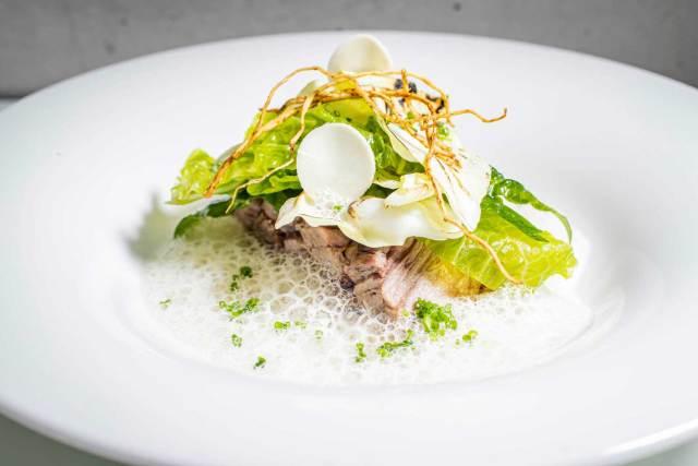 Alpinen Küche