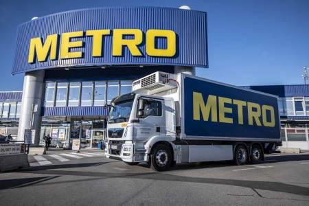 Metro übernimmt AGM Künftig wird an etlichen AGM-Märkten ein Metro-Logo prangen.