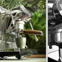 Kompakte Kaffeekunst