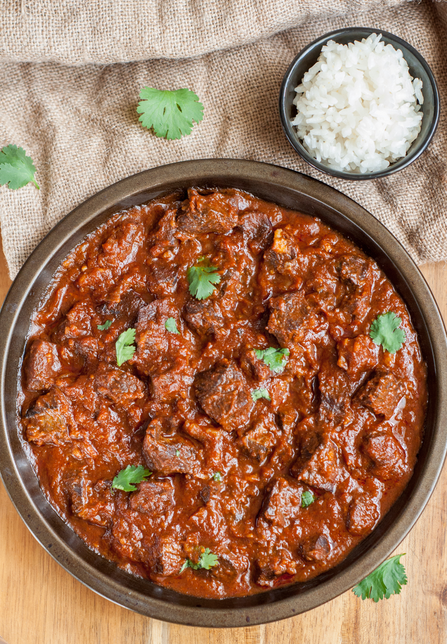 BEEF MASALA CURRY