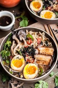 Good Food Miso Chili Soup Soy Ramen