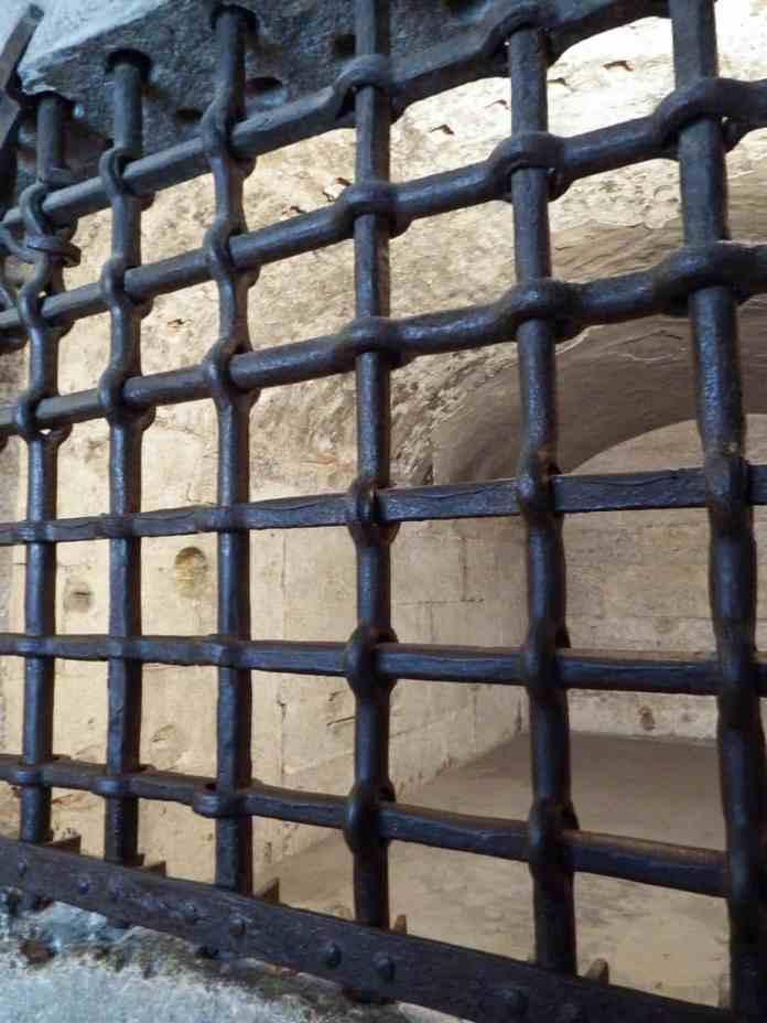 Prison Cell Doges Palace Venice