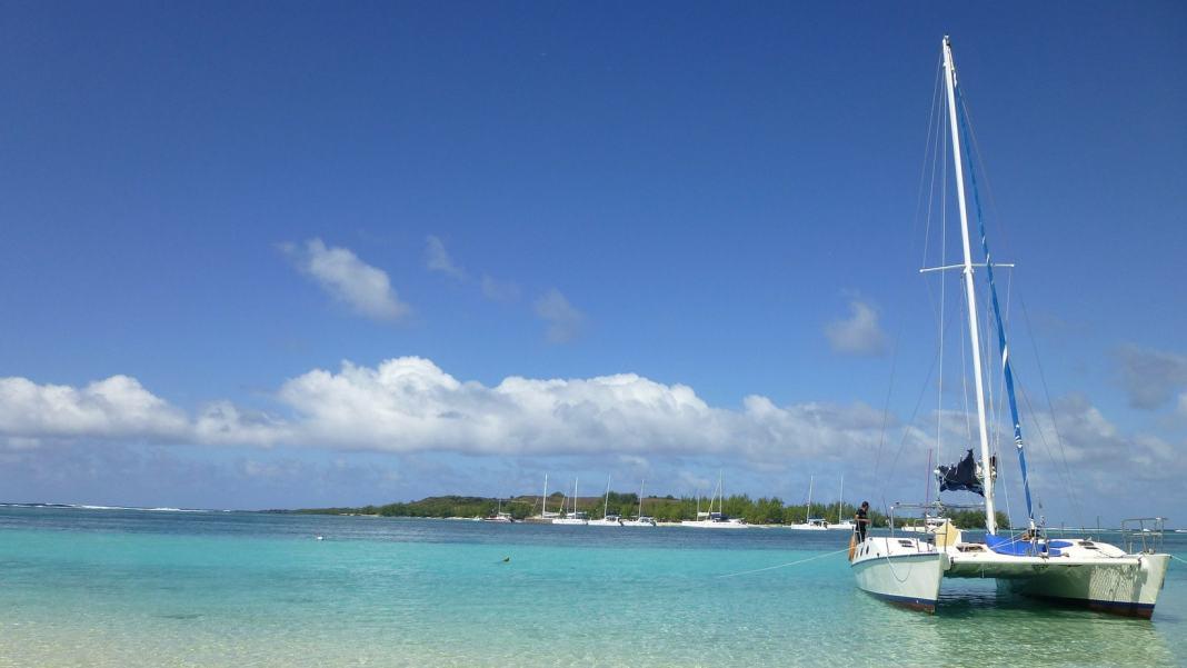 Catamaran Mauritius
