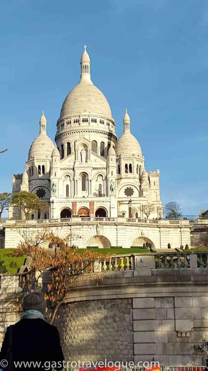 Sacré-Cœur Basilica Paris