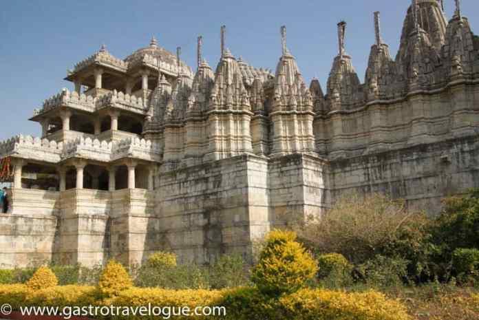 Jain Temple in Rajasthan