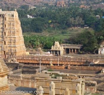 Hampi India temple