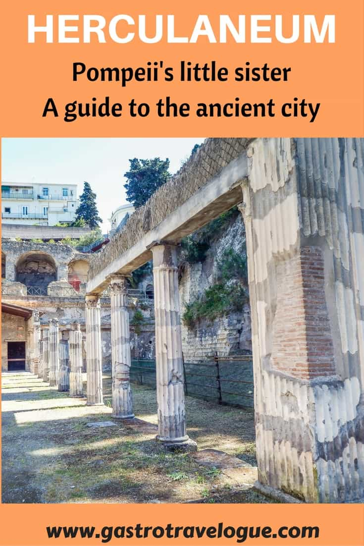 Guide to visiting Herculaneum