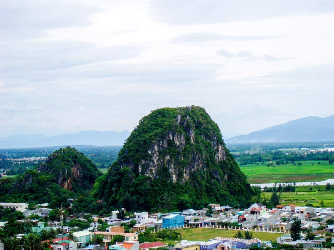If you are in Da Nang or Hoi An then you can easily visit Marble Mountains - #vietnam #seasia #danang #asia #hoian #caves #view #travelpictures #travel #travelphotogrpahy #travelblog