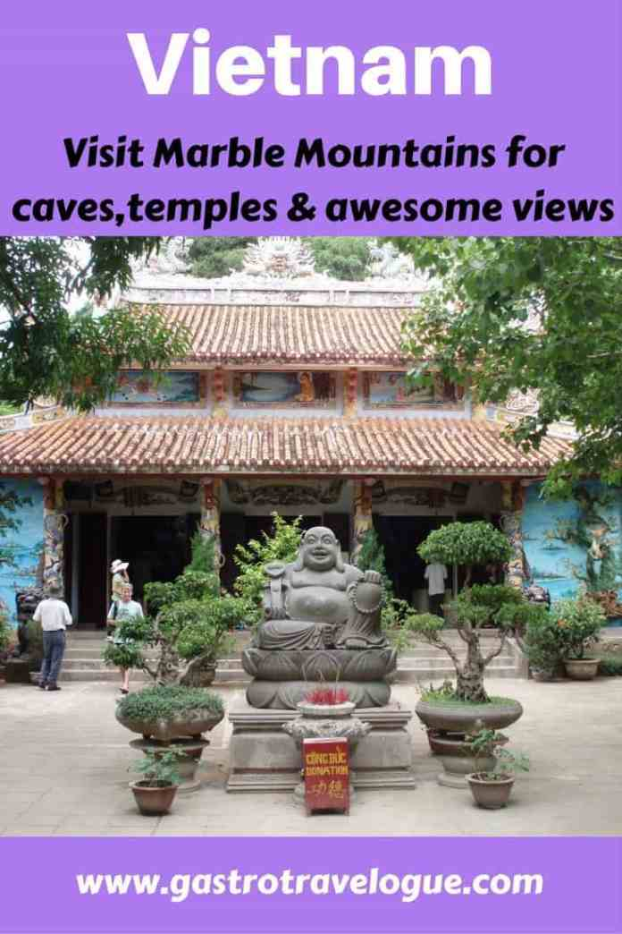 Vietnam guide for visiting Marble Mountains