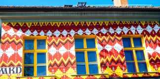 Ljubljana street art guide – exploring street art and graffiti - #streetart #art #graffiti #slovenia #europe #urban #murals #mosaic #travel #europeantravels #travelblogger #ljubljana