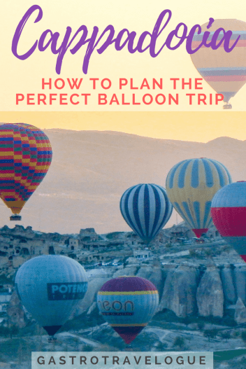 What to expect from a balloon trip in Cappadocia