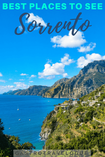 Things to do in Sorrento #tips - #sorrento #amalfi #italy #travel #traveltips #thingstodo #foodies #travelblogger #food #sightseeing #limoncello #whattosee #whattodo
