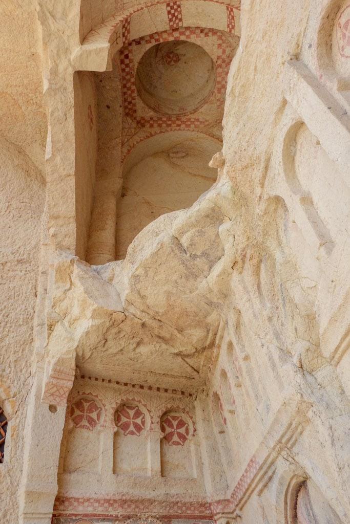 Sandal Church Cappadocia
