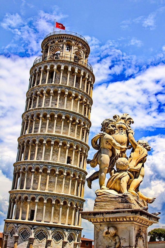 10 of the best Italian UNESCO World heritage sites -#iitaly #italie #firenze #venezia #florence #venice #rome #UNESCO #worldheritage #naples #napoli #herculaneum #pisa #lastsupper #sangimigano #ravenna #amalfi #amalficoast #top10 #europe #travel #travelblog #travelblogge