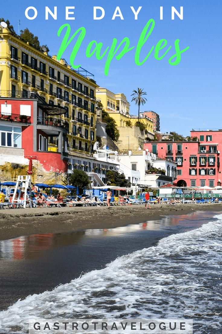 Best sights to see in Naples in one day
