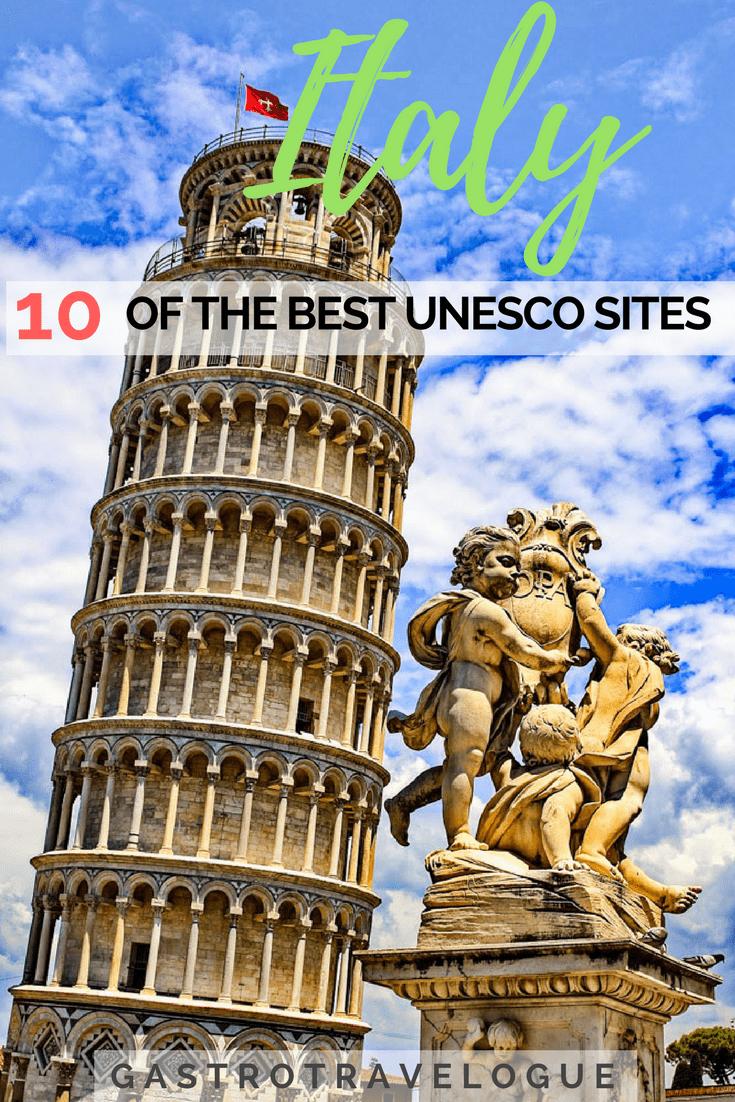 10 Of the best UNESCO sites