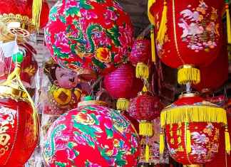 Chinese Lanterns Penang