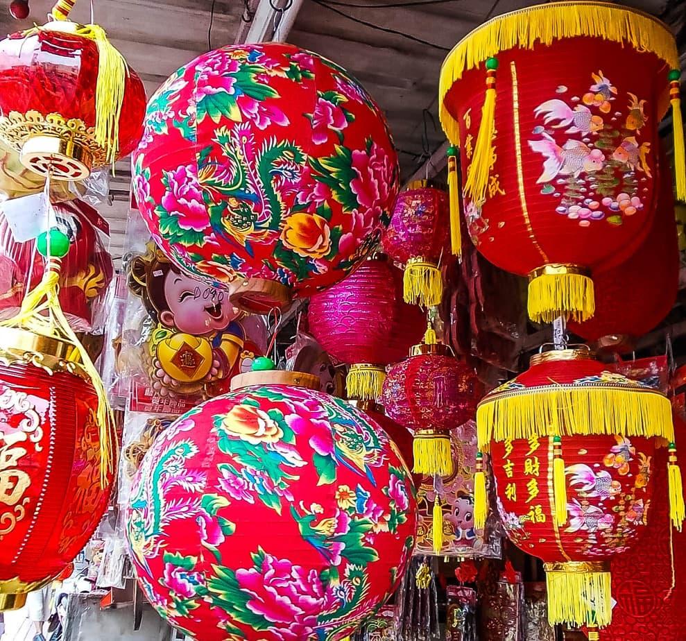 Chinese Lanterns Penang