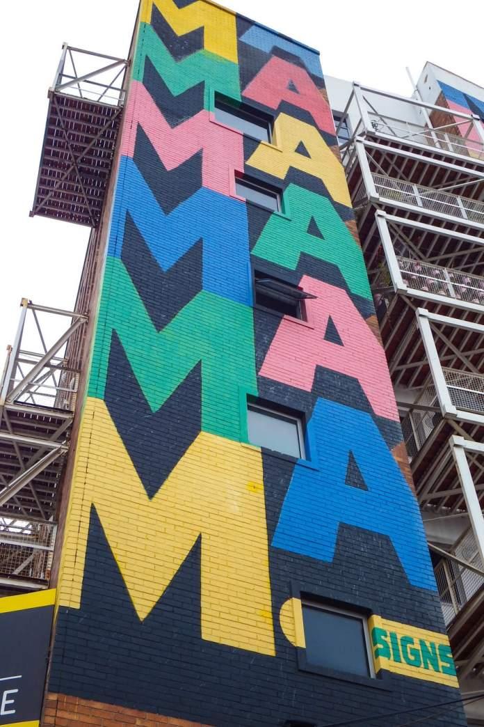 Mama Afrika - Steve ESPO Powers