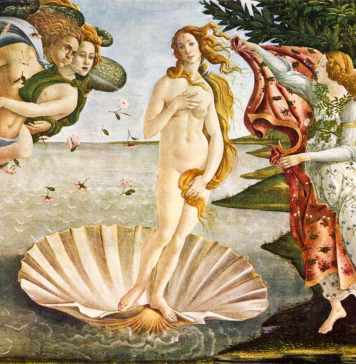 Birth of Venus