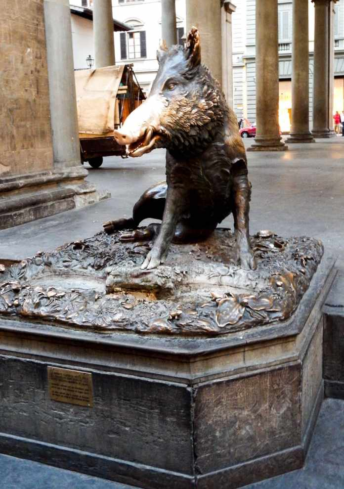 Il Porcellino Florence