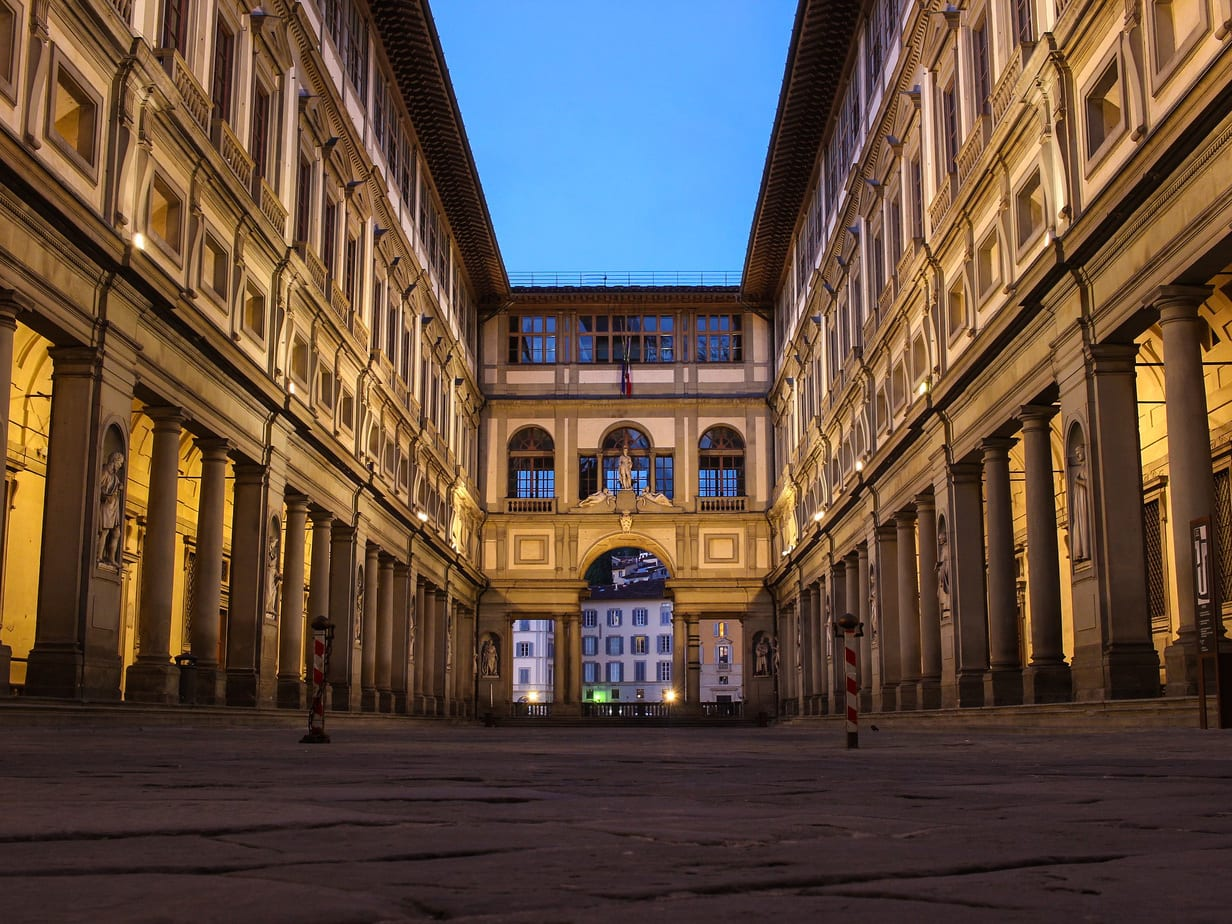 If you are going to Florence then I am sure that the Uffizi Gallery is on your agenda. It houses some of the