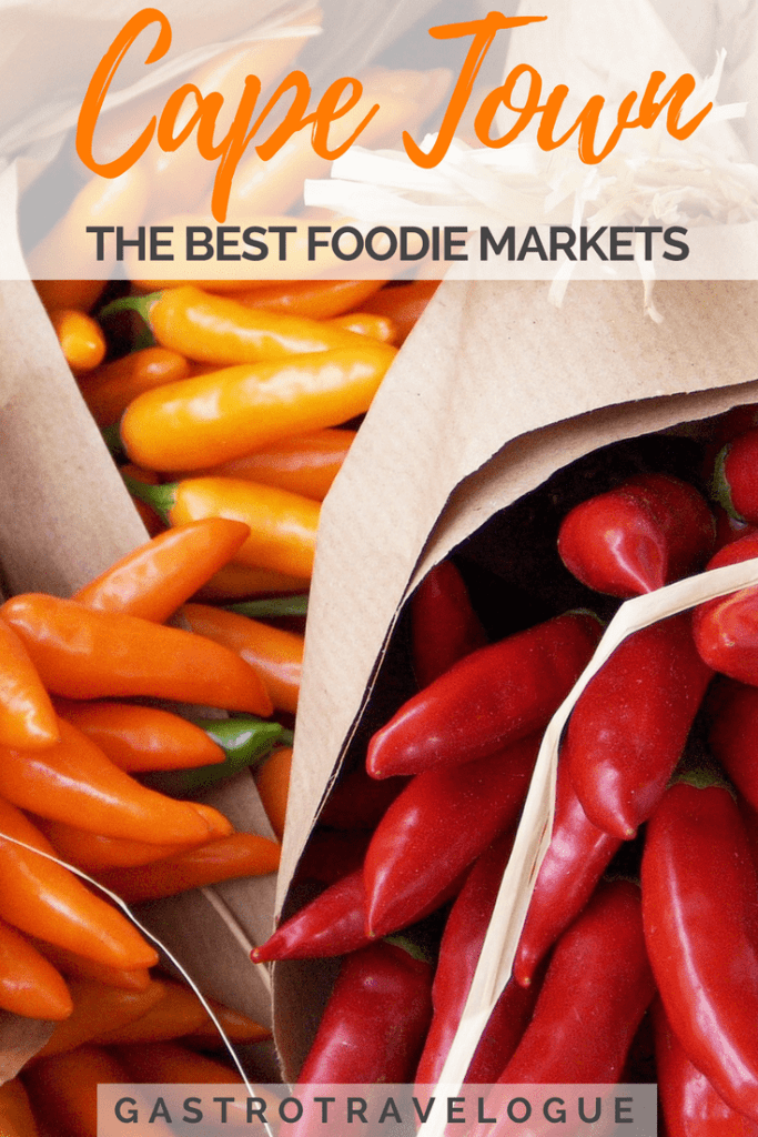 Foodie Markets in Cape Town