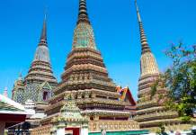 What to do in Bangkok for 2 days - #bangkok #thailand #whattodo #whattosee #travel #travelblog #seasia #markets #skybar # temples #watpo #watarun #grandpalace # Chinatown #streetfood #asiatique #mbk #siamparagon #shopping