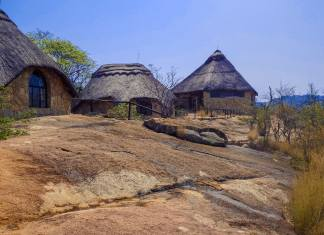 Review of the Matobo Hills Lodge - #matopos #matobo #matobohills #zimbabwe #nationalpark #stay #rhinos #gameviewing #nature #africa #landscape #travel #travelblog
