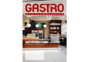 GASTRO das Fachmagazin 04/20