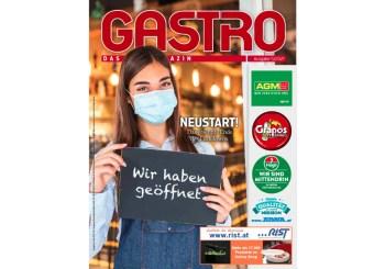 GASTRO das Fachmagazin 05/21