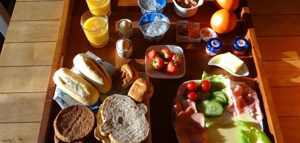 Lekker ontbijt