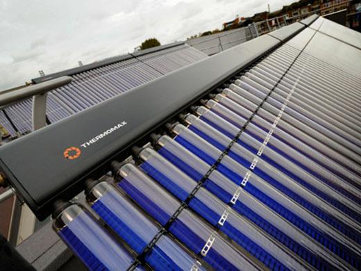 Solar Panels Ireland - Solar Vacuum Tubes - Gasworks.ie