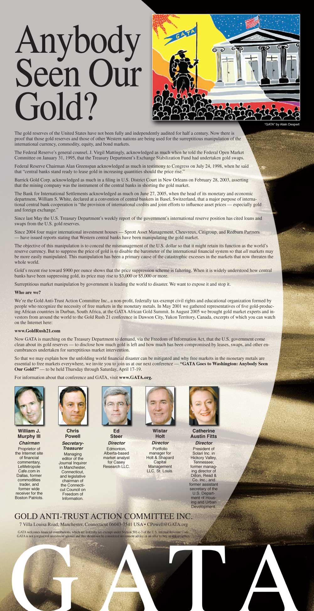 Wall Street Journal Ad